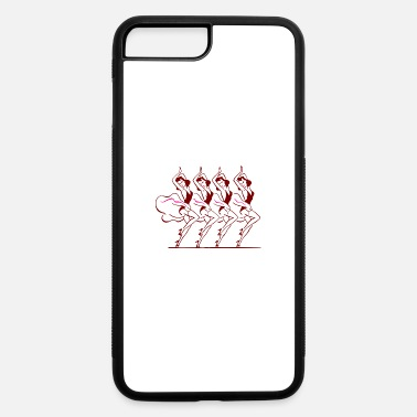 Dancer Dancers - iPhone 7 & 8 Plus Case
