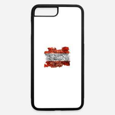 Austria Flag Austria Vintage Flag - iPhone 7 & 8 Plus Case