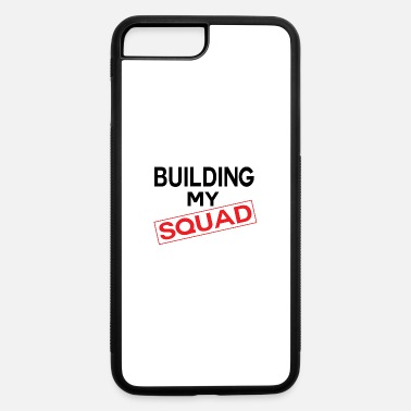 Building Building - iPhone 7 Plus/8 Plus Rubber Case