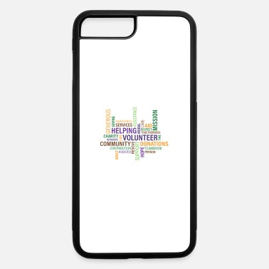 Word words - iPhone 7 & 8 Plus Case
