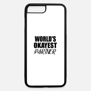 Partner partner - iPhone 7 Plus/8 Plus Rubber Case