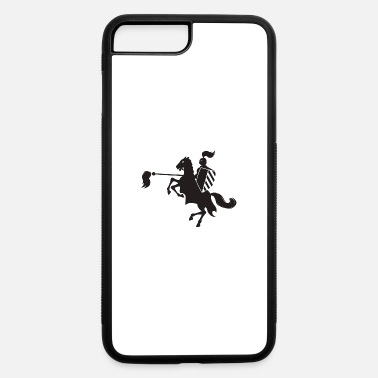 Armed armed forces armed with brooms - iPhone 7 & 8 Plus Case