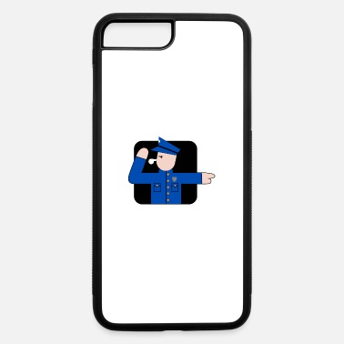 Policeman policeman - iPhone 7 & 8 Plus Case