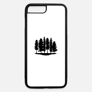 Tree Forest, Trees, Tree - iPhone 7 & 8 Plus Case