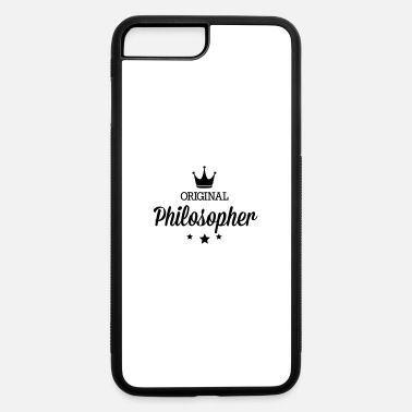 Philosopher Original philosopher - iPhone 7 & 8 Plus Case