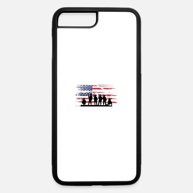 Military military - iPhone 7 Plus/8 Plus Rubber Case