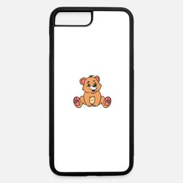 Cute Bear Cute Bear - iPhone 7 & 8 Plus Case