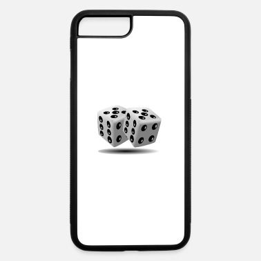 Dice dices - iPhone 7 Plus/8 Plus Rubber Case