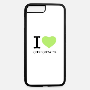 Cheesecake I LOVE CHEESECAKE - iPhone 7 & 8 Plus Case