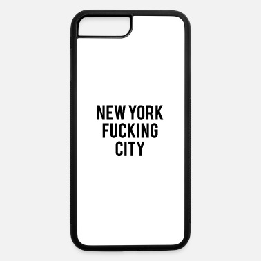 Nyc NYC - iPhone 7 Plus/8 Plus Rubber Case