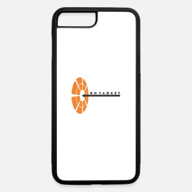 Target On Target - iPhone 7 Plus/8 Plus Rubber Case