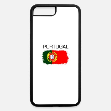 Football Soccer Portugal Fan Flag Gift - iPhone 7 & 8 Plus Case
