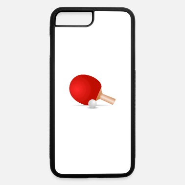 Ping Pong Player ping pong - iPhone 7 Plus/8 Plus Rubber Case
