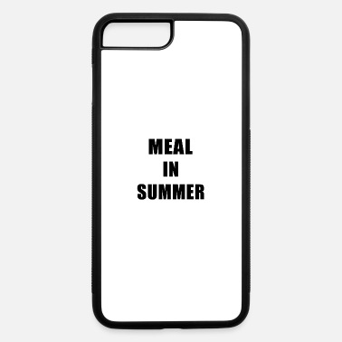 Meal Meal In Summer - iPhone 7 Plus/8 Plus Rubber Case
