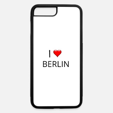 Berlin I LOVE BERLIN - iPhone 7 & 8 Plus Case