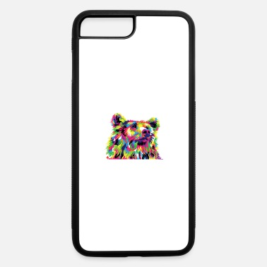 Grizzly grizzly - iPhone 7 Plus/8 Plus Rubber Case