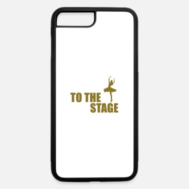 Stage to the stage - iPhone 7 Plus/8 Plus Rubber Case