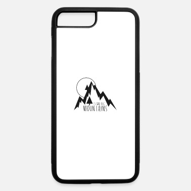 Mountain Climbing Climb the Mountains - iPhone 7 Plus/8 Plus Rubber Case