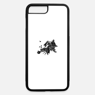 Europe Map of Europe - iPhone 7 Plus/8 Plus Rubber Case
