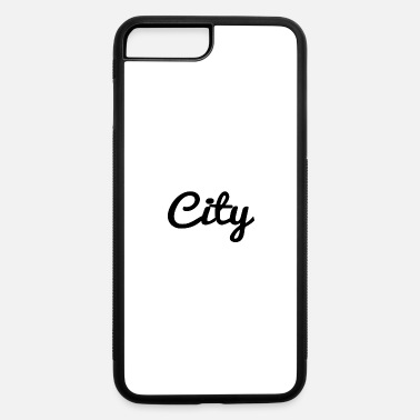 City city - iPhone 7 Plus/8 Plus Rubber Case