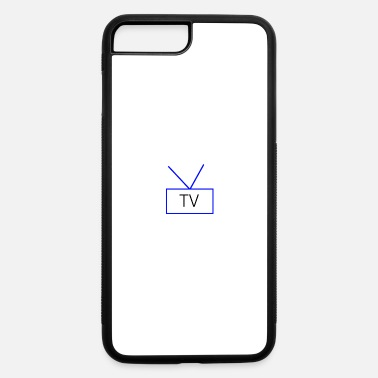 Tv TV - iPhone 7 Plus/8 Plus Rubber Case