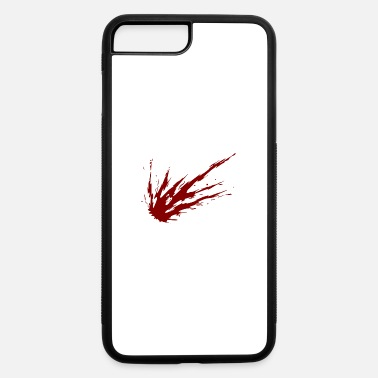 Blood Splatter Blood splatter - iPhone 7 & 8 Plus Case