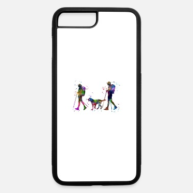 Couples Traveling as a couple, couple, couple traveling - iPhone 7 Plus/8 Plus Rubber Case