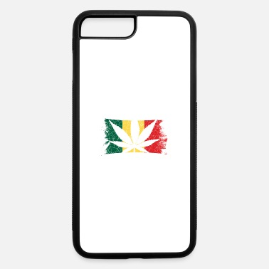 420 Hemp Leaf Cannabis Lover Stoners Birthday Flag - iPhone 7 & 8 Plus Case