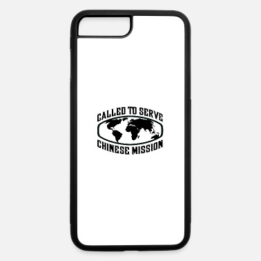Lds Missionary Chinese - LDS Mission CTSW - iPhone 7 & 8 Plus Case
