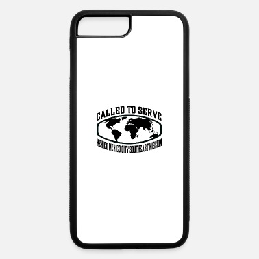Mexico City Mexico Mexico City Southeast Mission - LDS Mission - iPhone 7 Plus/8 Plus Rubber Case