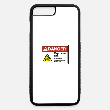 Dangerous danger - iPhone 7 & 8 Plus Case