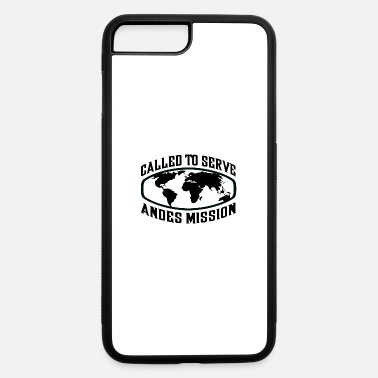 Andes Andes Mission - LDS Mission CTSW - iPhone 7 & 8 Plus Case