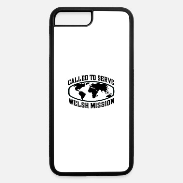 Lds Missionary Welsh Mission - LDS Mission CTSW - iPhone 7 & 8 Plus Case