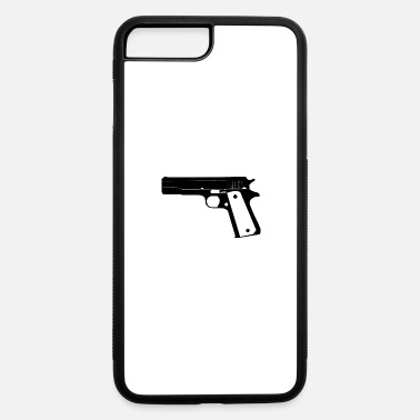 Handgun M1911 .45 ACP Handgun - iPhone 7 & 8 Plus Case