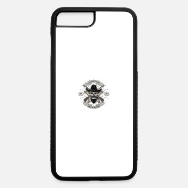 Sheriff SHERIFF - iPhone 7 Plus/8 Plus Rubber Case