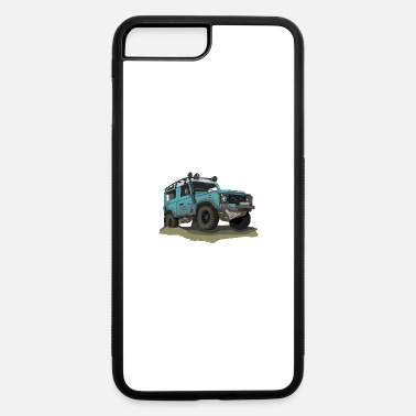 Nineties Defender - Ninety 90 - iPhone 7 Plus/8 Plus Rubber Case