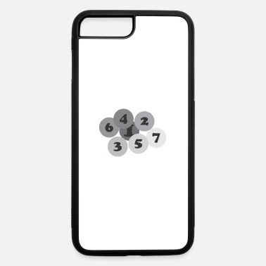Number Number - iPhone 7 Plus/8 Plus Rubber Case