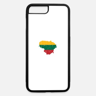Lithuania Lithuania - iPhone 7 Plus/8 Plus Rubber Case