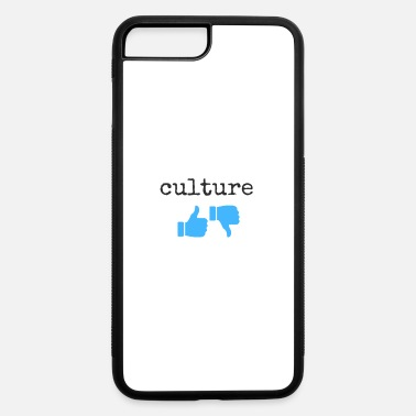 Culture culture - iPhone 7 & 8 Plus Case