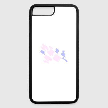 Spot color spots - iPhone 7 Plus/8 Plus Rubber Case