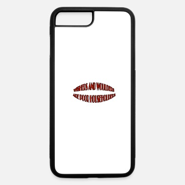 Proverbs proverbe - iPhone 7 & 8 Plus Case