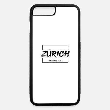 Switzerland Zuerich Switzerland - iPhone 7 & 8 Plus Case