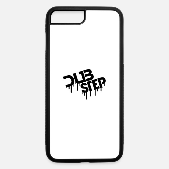 Electronica iPhone Cases - Dubstep Graffiti - iPhone 7 & 8 Plus Case white/black