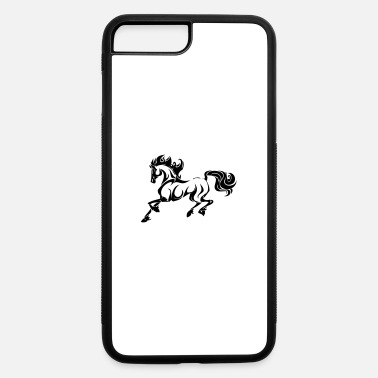 Stallion mustang horse stallion - iPhone 7 & 8 Plus Case