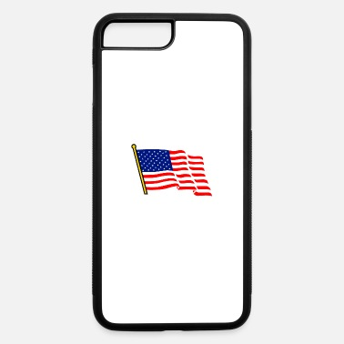 American Flag American Flag - iPhone 7 & 8 Plus Case