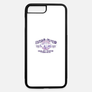 Established established - iPhone 7 Plus/8 Plus Rubber Case