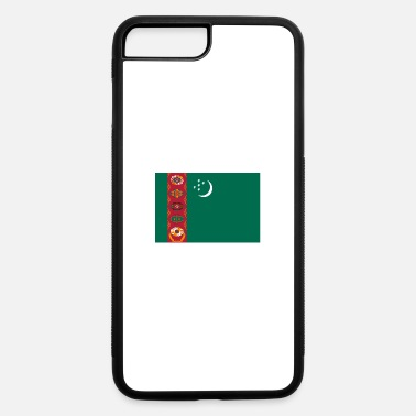 Turkmenistan Turkmenistan - iPhone 7 Plus/8 Plus Rubber Case