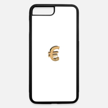 Euro Currency, euro - iPhone 7 Plus/8 Plus Rubber Case