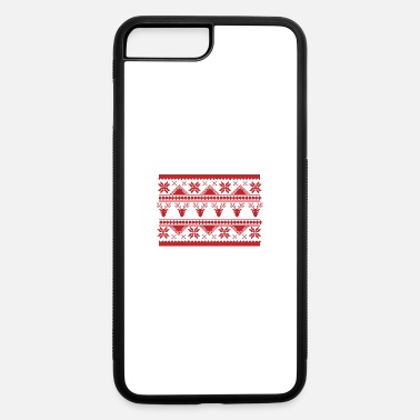 Ugly Christmas Ugly Christmas Sweater - iPhone 7 & 8 Plus Case