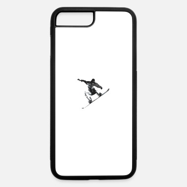 Boarders Snow Boarder - iPhone 7 Plus/8 Plus Rubber Case
